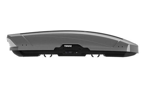 Μπαγκαζιέρα Thule Motion XT XL 800 / 500 lt (Ασημί γυαλιστερή)