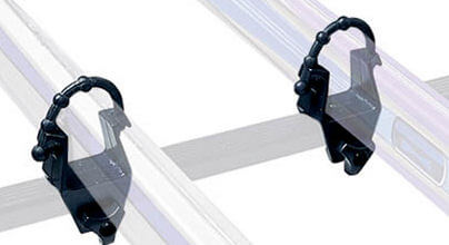 Thule Vertical Ski Clamp 562