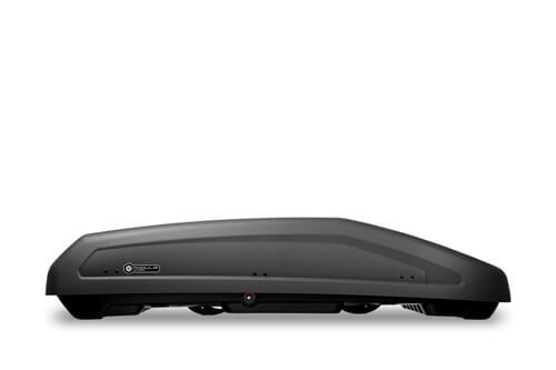 Μπαγκαζιέρα Οροφής Modula Evo Anthracite 470 lt Ανθρακί - Διπλό Άνοιγμα