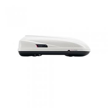 Μπαγκαζιέρα Οροφής MODULA BELUGA Family 420 lt (Λευκή)