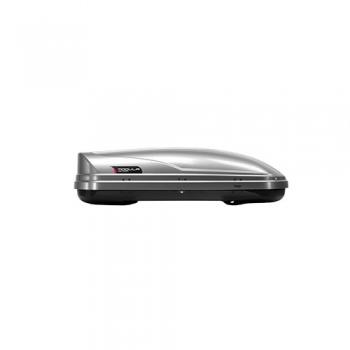 Μπαγκαζιέρα Οροφής MODULA Wego 450 lt (Ασημί)