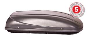Μπαγκαζιέρα Οροφής HERMES 450lt ALTAGE2 (Ανθρακί ματ)