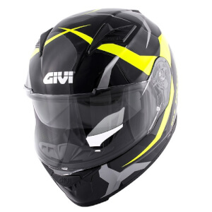 Givi H50.5 Tridion Vortix black yellow