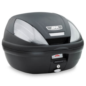 Βαλίτσα 39LT. E370NT tech μαύρη monolock GIVI