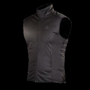Γιλέκο ισοθερμικό και αντιανεμικό Nordcap_Thermo vest μαύρο