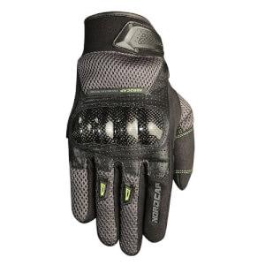 Γάντια Νοrdcap Tech Pro γκρί-fluo