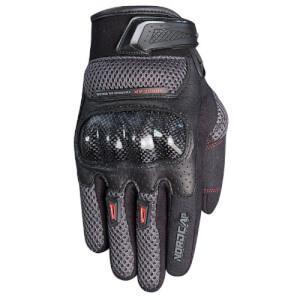 Γάντια Νοrdcap Tech Pro γκρί-μαύρο