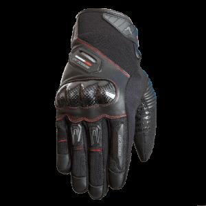 Γάντια Nordcap Summer Star μαύρο