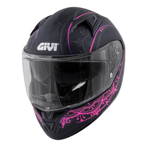 ΚΡΑΝΟΣ GIVI H50.6 STOCCARDA BLACK/PINK