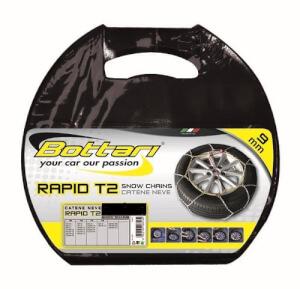 ΑΛΥΣΙΔΕΣ ΧΙΟΝΙΟΥ BOTTARI RAPID T2 9mm No 080 2 ΤΜΧ
